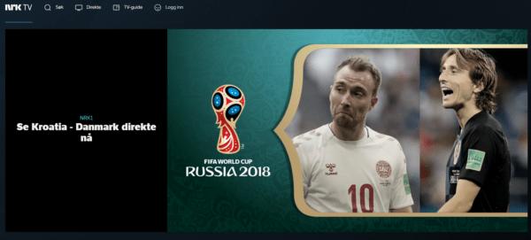 norsk tv på nett