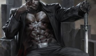 Marvel Blade için Film Hazırlığında Mı?