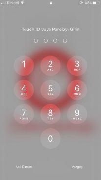 iOS 11'de birçok görsel değişikliğe gidildi. Bunlardan biri de kilit açma sekmesi.
