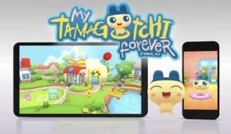 Sanal Bebek Oyunu Tamagotchi Mobile Geliyor