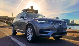Uber İle Volvo Anlaştı