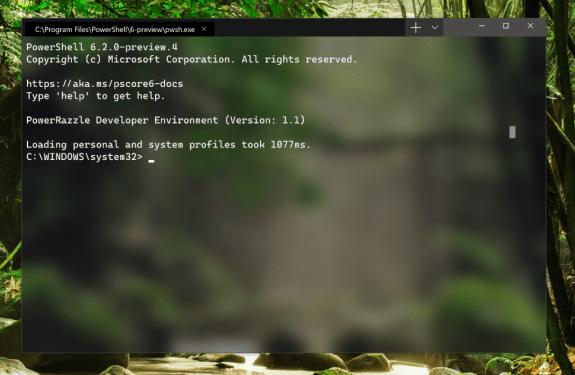 Windows Terminal Duyuruldu