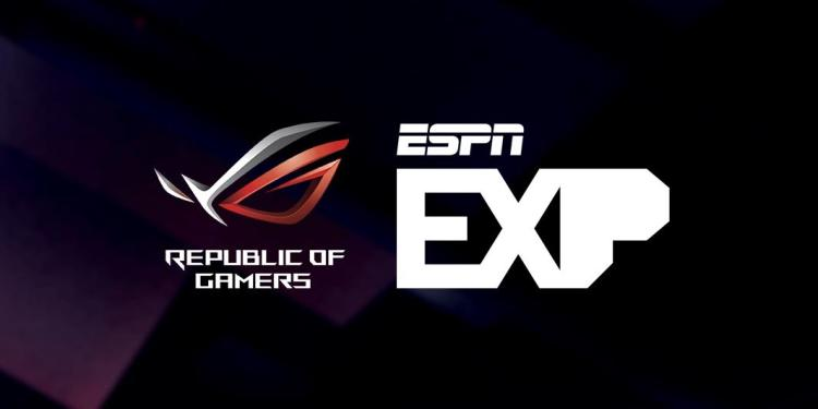 ASUS ROG, E-Spor Turnuvalarına Sponsor Oldu