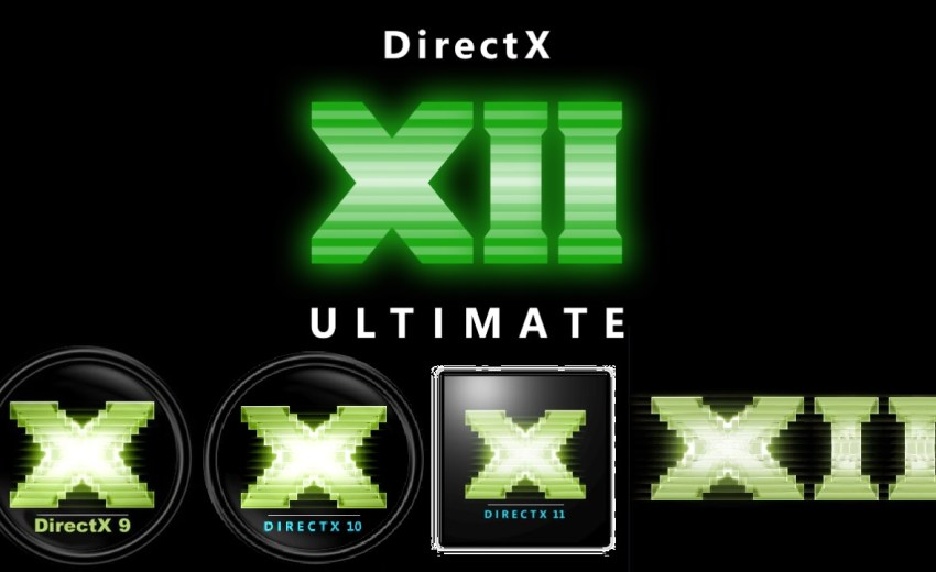 Ray Tracing, RDNA 2, RTX, DXR 1.1, DirectX 12 Ultimate