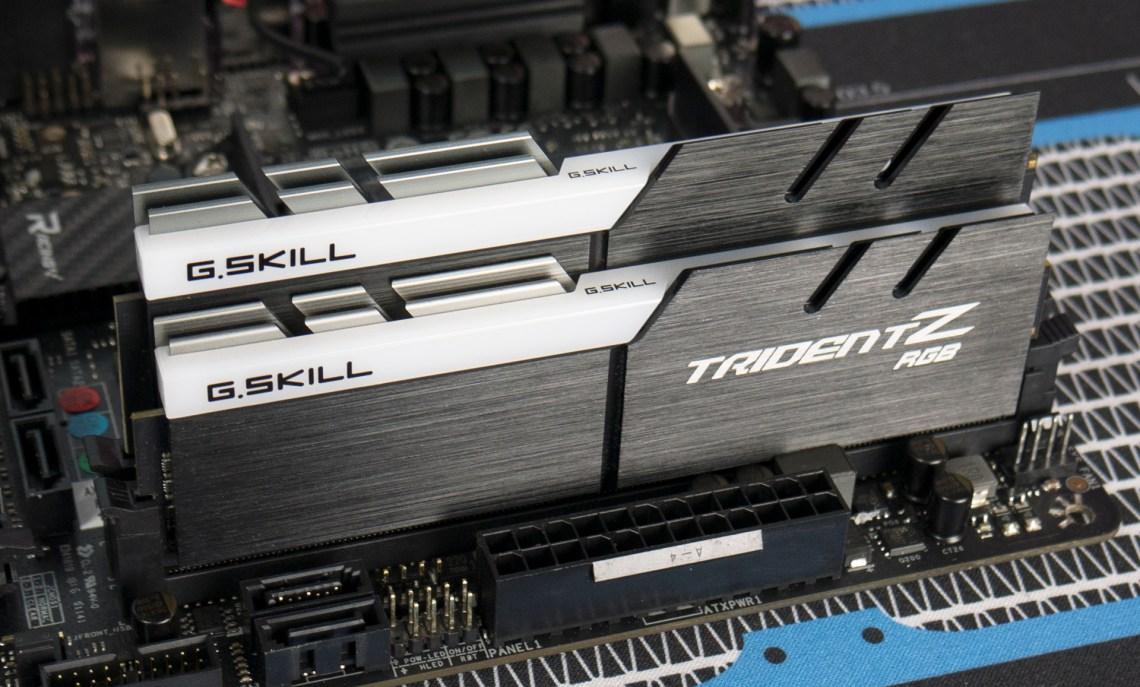 DDR4 bellekler