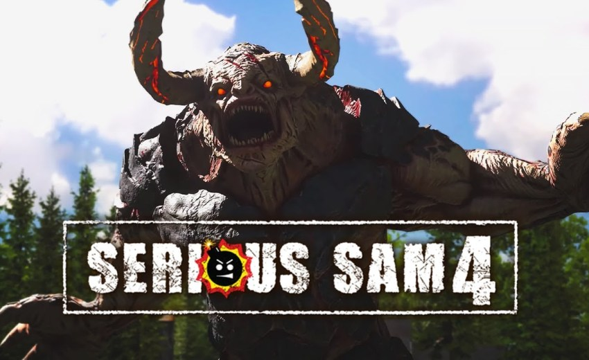 Serious Sam 4 Fragman