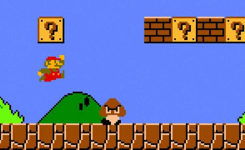 Super Mario Bros rekor