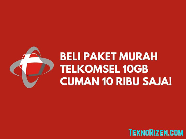 Paket Maxstream Telkomsel 10GB
