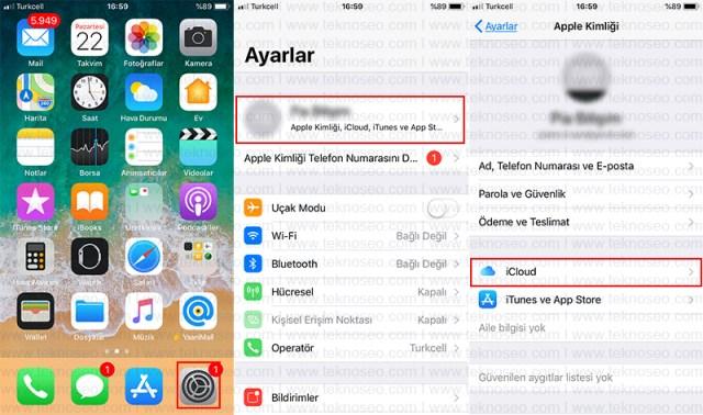iphone,whatsapp,yedekleme,otomatik yedekleme