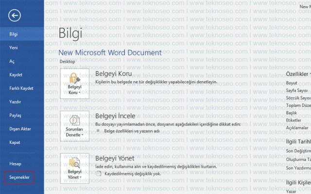 microsoft,word,otomatik kaydetme,otomatik kurtarma