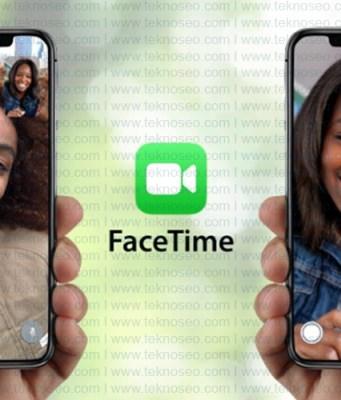 iphone,facetime,görüntülü görüşme