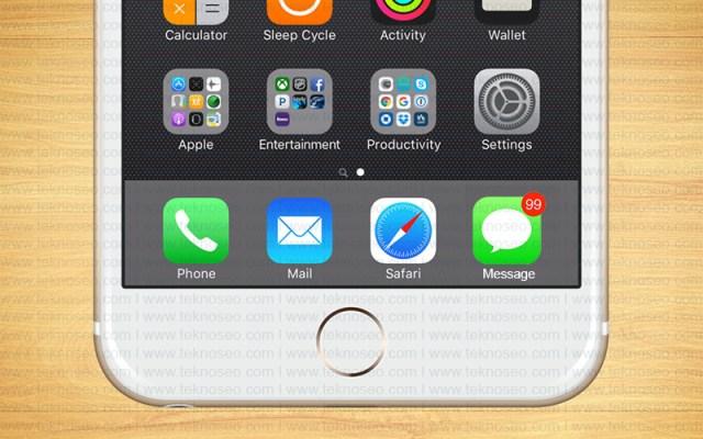 iphone,okunmamış mesaj,okundu olarak işaretleme