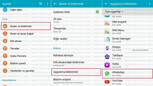 samsung,a5,kilit ekranı,bildirim içeriği gizleme