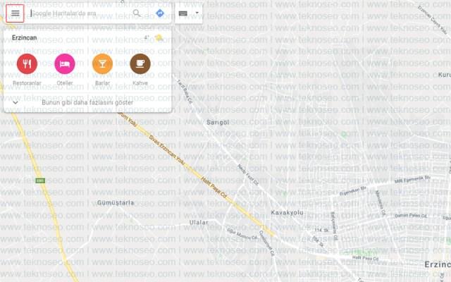 google maps,konum geçmişi,silme,temizleme
