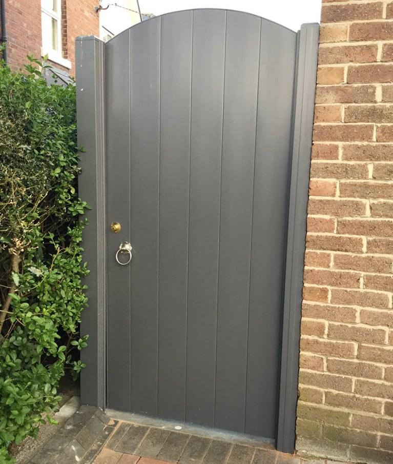Garden Gate Grey Front