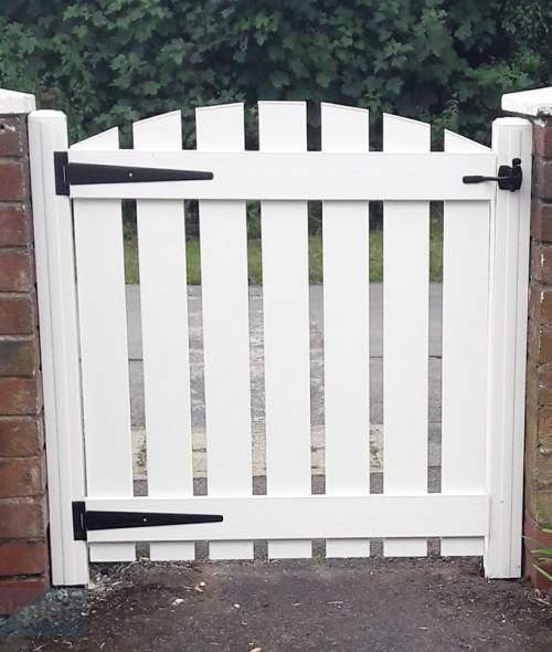 Plastic Slatted gate