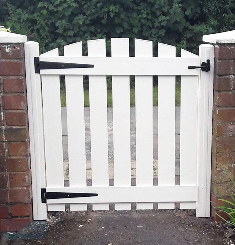 Plastic Slatted gate