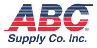 ABC Supply Co., Inc. is the largest wholesale distributor of roofing in the United States