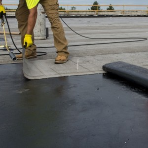 modified bitumen roof systems - Flat Roof Systems