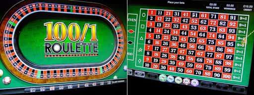 インサイドベットと言う賭け方について