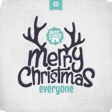 Zakelijke kerstwens