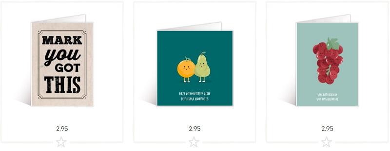 3 kaarten om beterschap te wensen