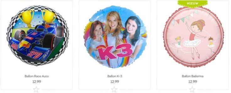 Kind beterschap wensen ballonnen
