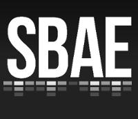 Simon Baken, audio-engineering, logo