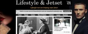 eindredacteur magazine lifestyle