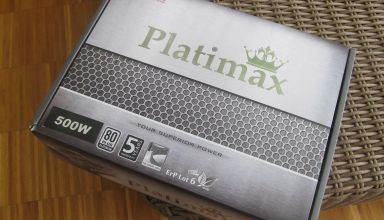 Enermax Platimax 500W Review