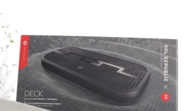 SOL Republic Motorola Deck Review