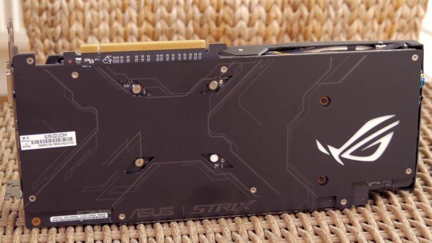 Asus RX 580 Strix Review
