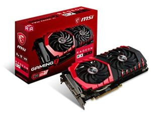 msi rx 580 gaming x price