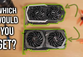 gtx 1660 ti gaming x vs armor