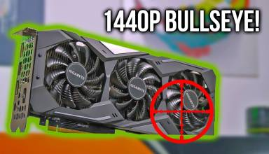 Gigabyte RTX 2060 Super Gaming OC review