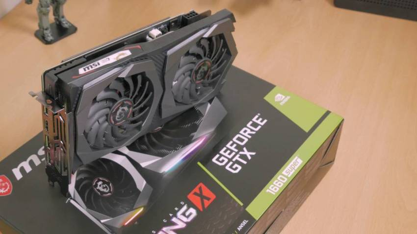 MSI GTX 1660 Super Gaming X Review