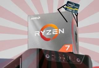 Core i7 5960X vs Ryzen 7 3700X