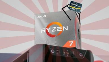 Core i7 5960X vs Ryzen 7 3700X