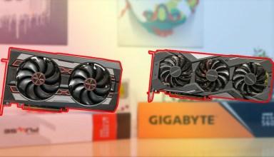 Sapphire RX 5600 XT Pulse vs Gigabyte RX 5600 XT Gaming OC