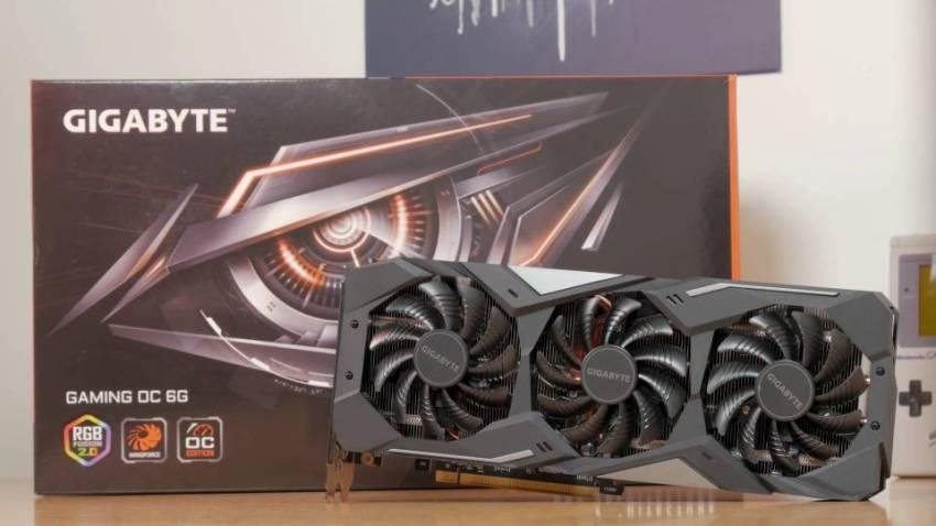 gigabyte rx 5600 xt gaming oc review