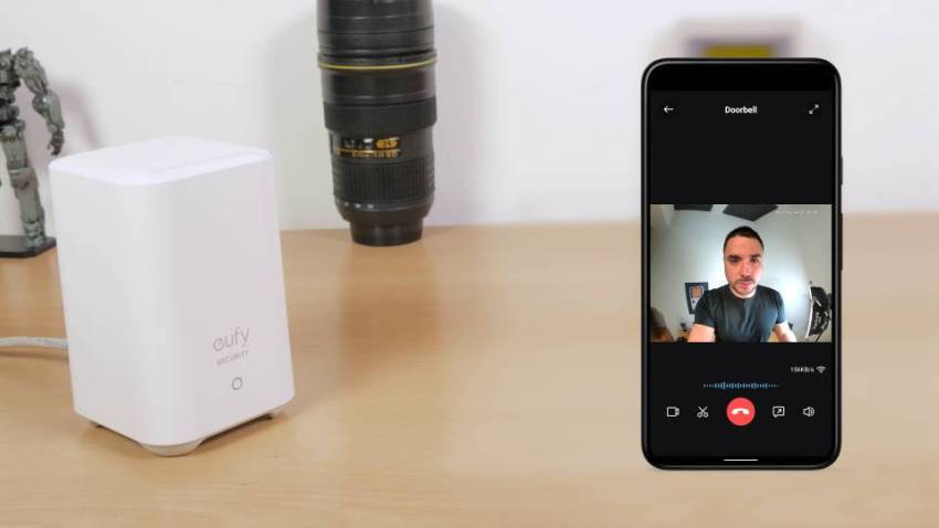 eufy 2k doorbell review