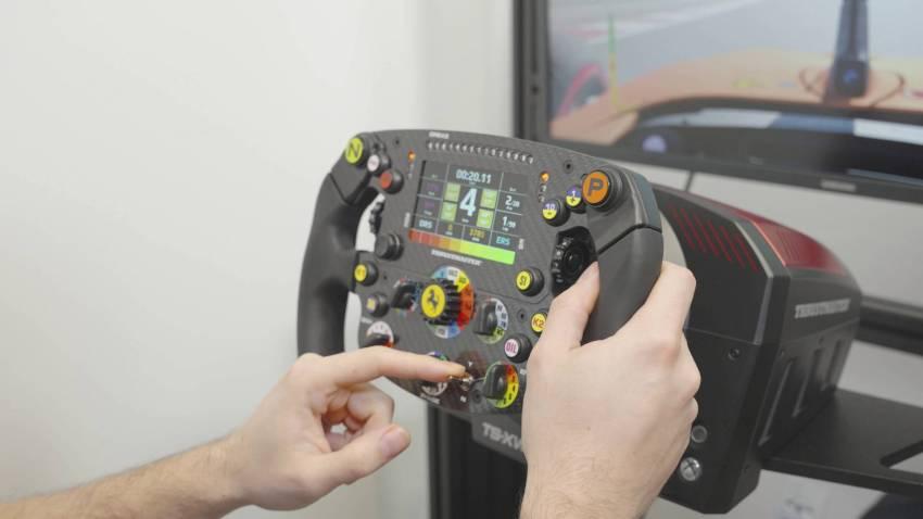 Thrustmaster Ferrari F1 SF1000 wheel