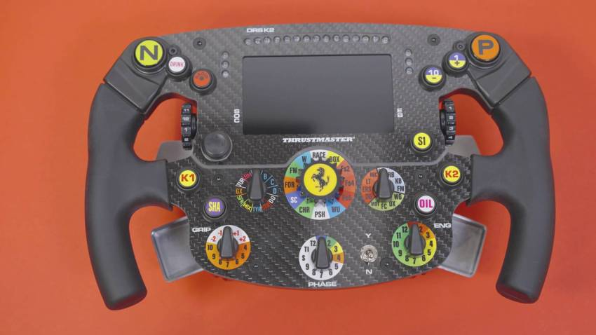 Thrustmaster SF1000 review
