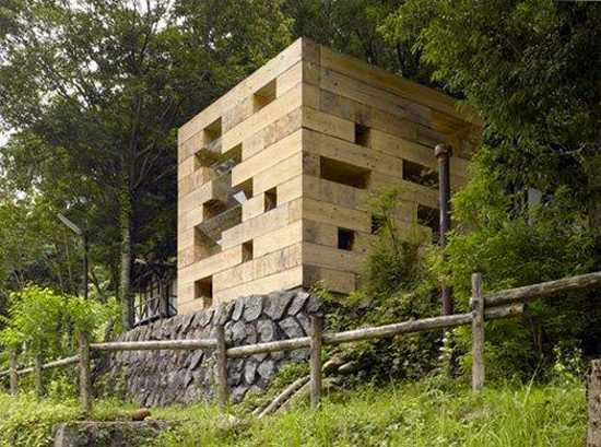 sou1 Top 5 The Most Amazing Wooden House