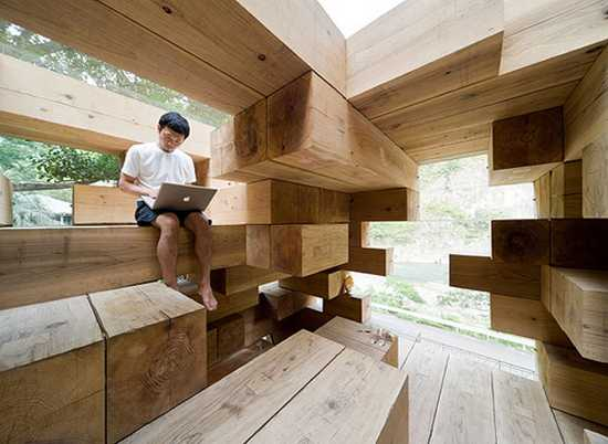 sou2 Top 5 The Most Amazing Wooden House