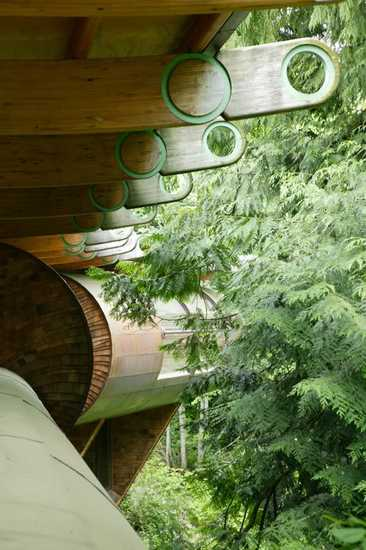 treehouse10 Top 5 The Most Amazing Wooden House