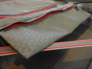 Samsonite Firelite Carry-On Zippered Pouch