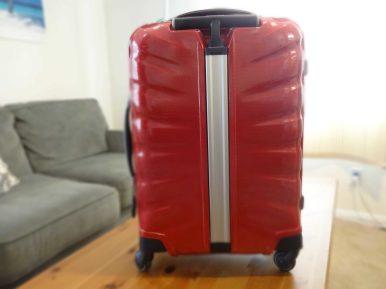 Samsonite Firelite Carry-On Back