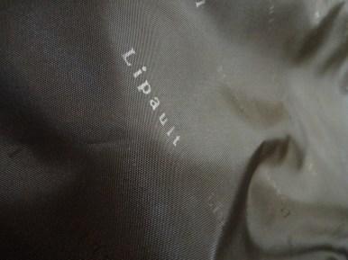 """Lipault 19"""" 2-Wheeled - Interior Lining"""