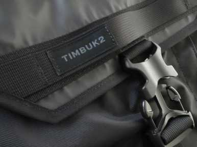 Timbuk2 Aviator Convertible Travel Backpack 2015 Logo